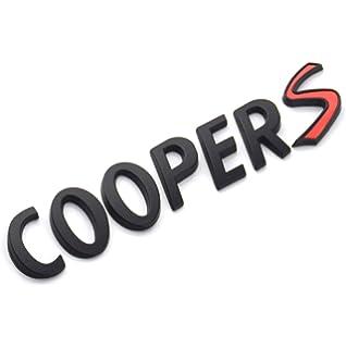 Letter P MINI BMW Cooper S R50 R52 R53 Tailgate Boot Badge