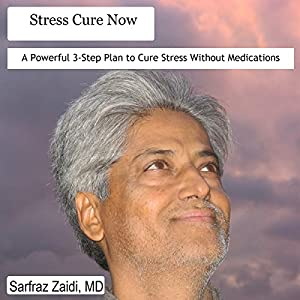 Stress Cure Now Audiobook