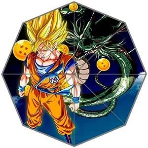 Personalizar Anime Dragon Ball Goku de bola de dragón y