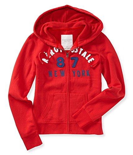 Aeropostale Womens York Hoodie Sweatshirt