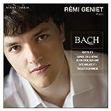 Bach: Partita No. 4 BWV828, Caprice BWV992, English Suite No.1 BWV806, Toccata in D min BWV911 by R??mi Geniet