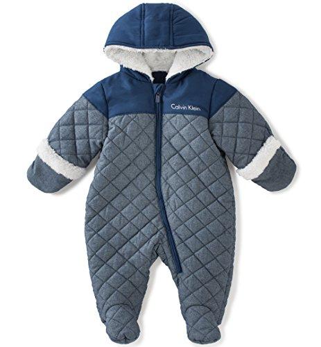 calvin-klein-baby-pram-with-sherpa-blue-6-9-months