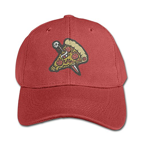 Price comparison product image PIZZA KNIFE ENAMEL PIN COOL Flat Bill Baseball Caps Cool Hat
