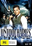 The Untouchables Season 1 | Robert Stack | NON-USA Format | PAL Region 4 Import - Australia