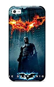 TYH - 9868153K33015577 Hard Plastic Iphone 5/5s Case Back Cover,hot The Dark Knight Case At Perfect Diy phone case