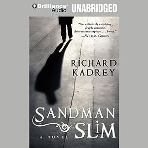 Sandman Slim Audiobook