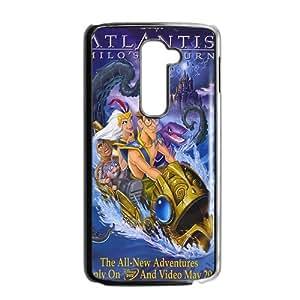SANLSI Atlantis Case Cover For LG G2 Case