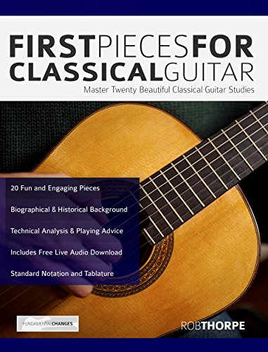 classical guitar pieces - 4