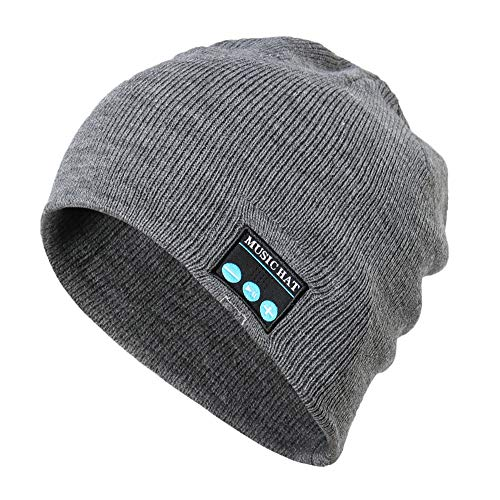 men bluetooth beanie hat cap