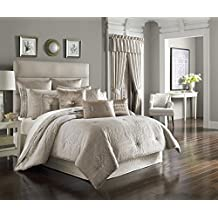 Wilmington Alabaster Comforter Set King By J Queen New York