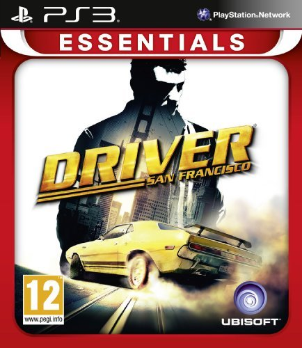 Driver San Francisco: PlayStation 3 Essentials (PS3) by - Driver Ps3 Game