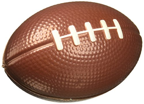 (U.S. Toy Dozen Foam Mini, Football Stress Balls)