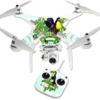 Skin For DJI Phantom 3 Standard – Toucan Friends | MightySkins Protective, Durable, and Unique Vinyl Decal wrap cover | Easy To Apply, Remove, and Change Styles | Made in the USA