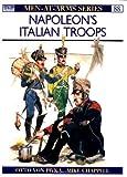 Napoleon's Italian Troops, Otto Von Pivka, 0850453038