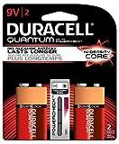 Procter & Gamble/Duracell 665211 Quantum Alkaline Batteries, ''9V'', 12pk