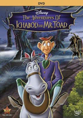 Adventures of Ichabod & Mr. Toad -