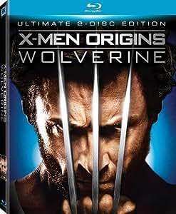 X-Men Origins: Wolverine (Ultimate 2-Disc Edition) [Blu-ray]