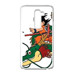 LG G2 White Dragon Ball phone case Christmas Gifts&Gift Attractive Phone Case HLR500323333
