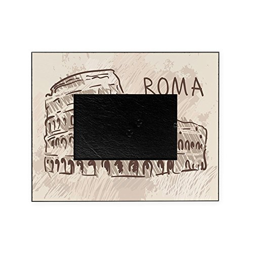 CafePress - Rome - Decorative 8x10 Picture Frame (Pictures Of Gladiators)
