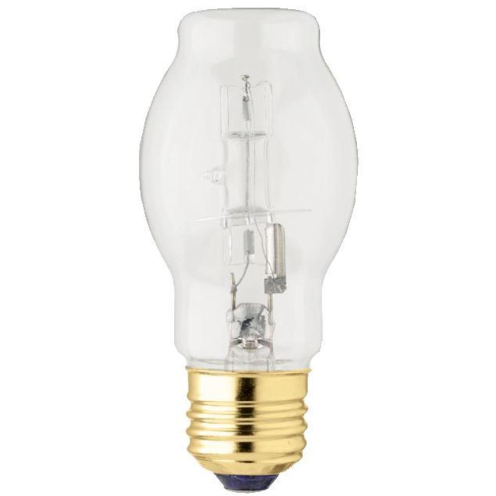 Westinghouse 0501300 43 Watt BT15 Halogen Clear Light Bulb with Medium Base