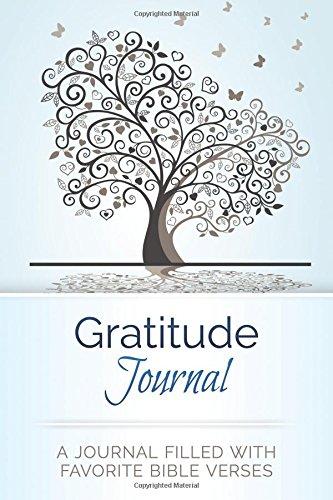 Gratitude Journal Filled Favorite Verses product image