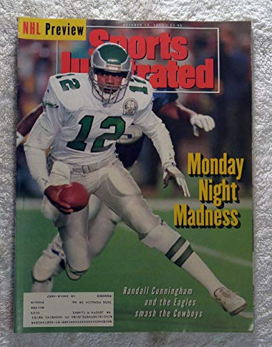 23752b44a25 Randall Cunningham Philadelphia Eagles Memorabilia, Eagles Randall ...