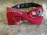 University of Oklahoma Dog Bow Tie