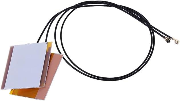 Chg 1 par de Antena inalámbrica Interna para computadora ...