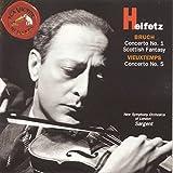 Heifetz%3A Bruch%2C Concerto No%2E 1%2C