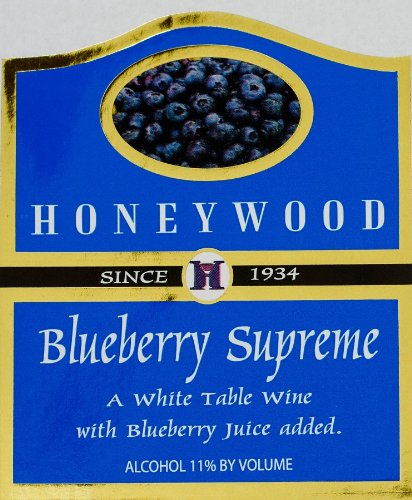 Honeywood Blueberry Supreme