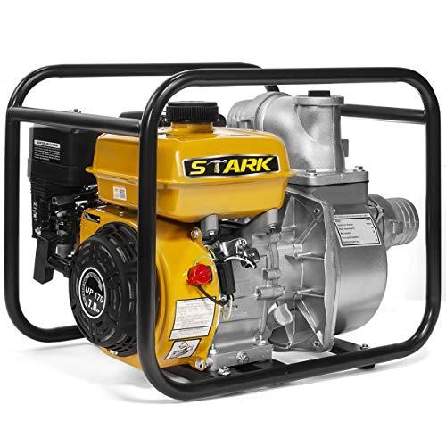 - XtremepowerUS 7HP Gas Water Pump Gasoline Powered Water Transfer Pump 4-Stroke Portable Water Pump 3