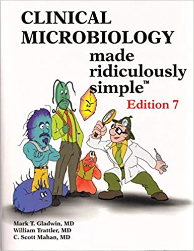 Microbiology Made Ridiculously Simple Ebook