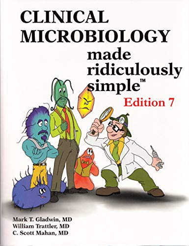Pdf Medical Books Clinical Microbiology Made Ridiculously Simple