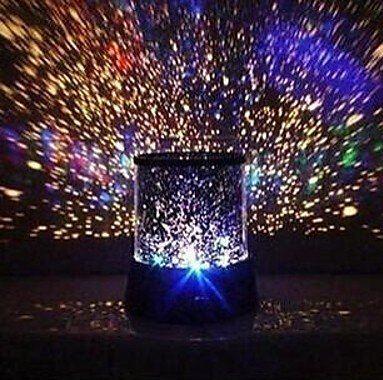 TRUST%C2%AE Color changing Beauty Starry Projector