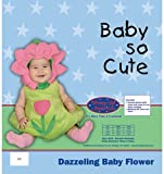 Dazzling Baby Flower Costume Set - Size 6-12 Mo.