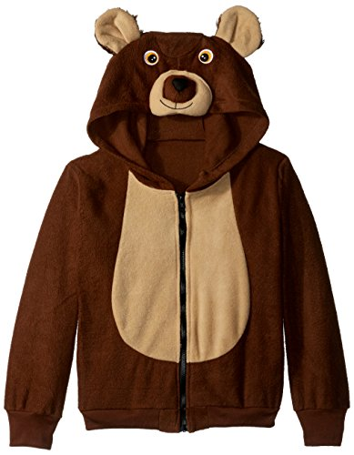 RG Costumes 'Funsies' Bailey Bear Hoodie, Child Large/Size -