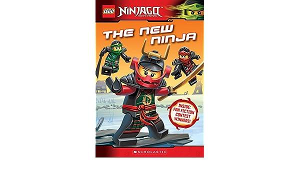 The New Ninja Lego Ninjago: Chapter Book #9 Lego Ninjago ...