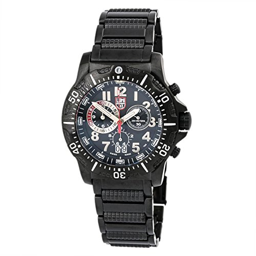 Luminox Men's 8362 EVO Ultimate SEAL Chronograph Watch (Luminox Pvd)