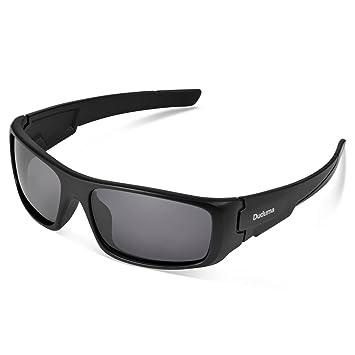9ea6c0d4a5d Duduma Tr601 Polarized Sports Sunglasses for Baseball Cycling Fishing Golf  Superlight Frame (black matte frame black lens)  Amazon.ca  Sports    Outdoors
