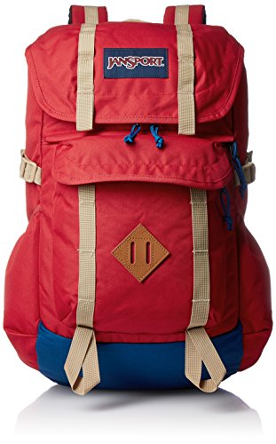 JanSport JAVELINA Backpack,15'' Laptop - RED TAPE ( 1525 cu.in. ) by JanSport