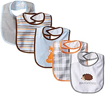 Luvable Friends 5 Piece Character Bib