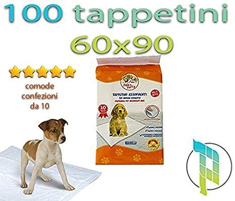 Palucart Tappetini Igienici Per Cane 60x90 100 Pezzi Traversine
