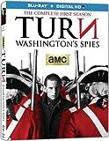 Turn: Washington's Spies Season 1 [Blu-ray]