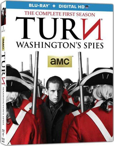 Turn: Washington's Spies Season 1 [Blu-ray] ()