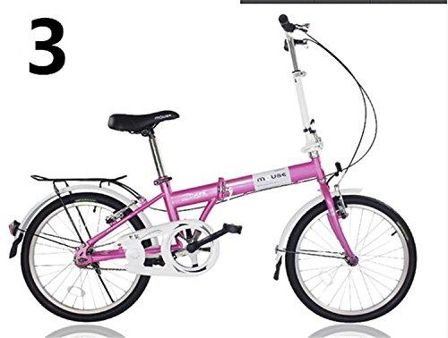 20インチ 折りたたみ自転車 折畳自転車 おりたたみ自転車MTB おりたたみ自転車W320 B00QA16P4I ピング ピング