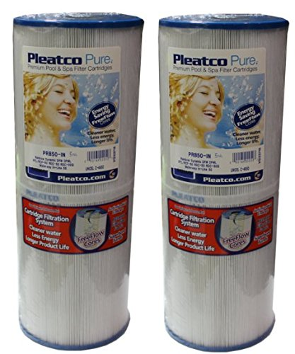 - Replacement Filter Cartridge for Dynamic Series I, Series II, Series III, Series IV& Waterway - 2 Pack
