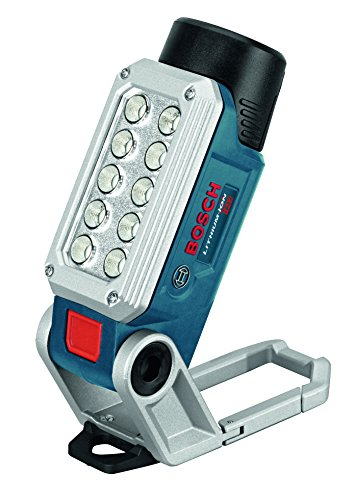 Bosch 12V 2-Speed Drill/Driver Kit and 12V Max LED Work Light w/ 2 Batteries, Charger and Case by Bosch (Image #5)