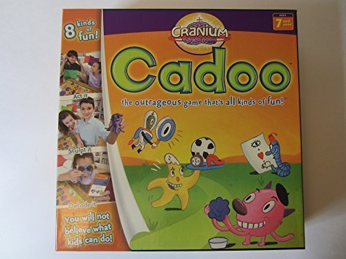 cranium cadoo for kids board game - 7