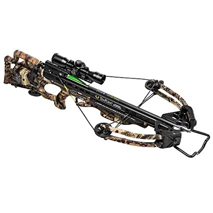 Amazon.com : TenPoint C13019-6622 Stealth SS Crossbow with (3) Pro
