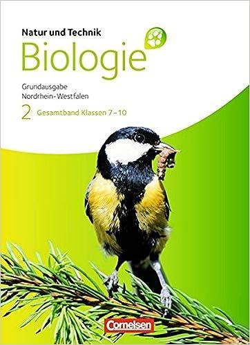 Biologie 2 – Natur und Technik – Gesamtband